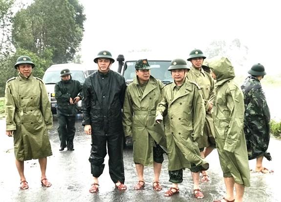 Tìm thấy thi thể Thiếu tướng Nguyễn Văn Man, Phó Tư lệnh Quân khu 4 - ảnh 1