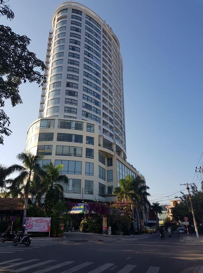 Buộc khách sạn Bavico Nha Trang dừng hoạt động kinh doanh - ảnh 1