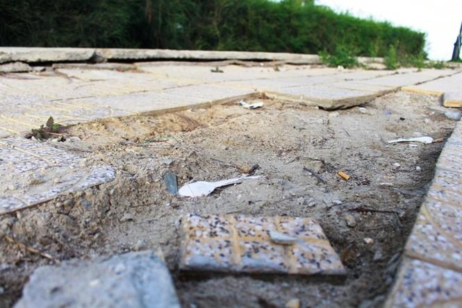 Công viên biển tiền tỉ ở Ninh Thuận đồng hư hỏng ra sao? - ảnh 5