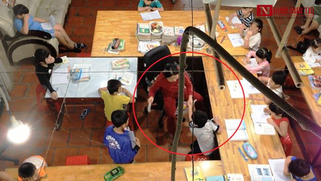 Điều tra nữ giáo viên đánh học sinh trong lớp học - ảnh 2