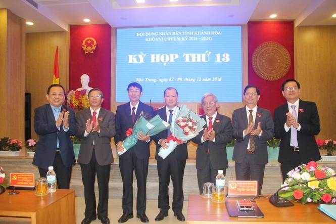 Khánh Hoà bầu bổ sung 2 Phó chủ tịch UBND tỉnh - ảnh 1