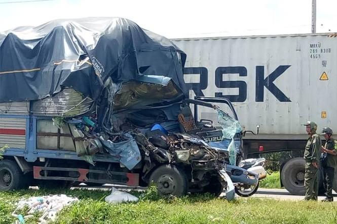 Công an công bố nguyên vụ tại nạn khiến 3 người chết tại chỗ - ảnh 3