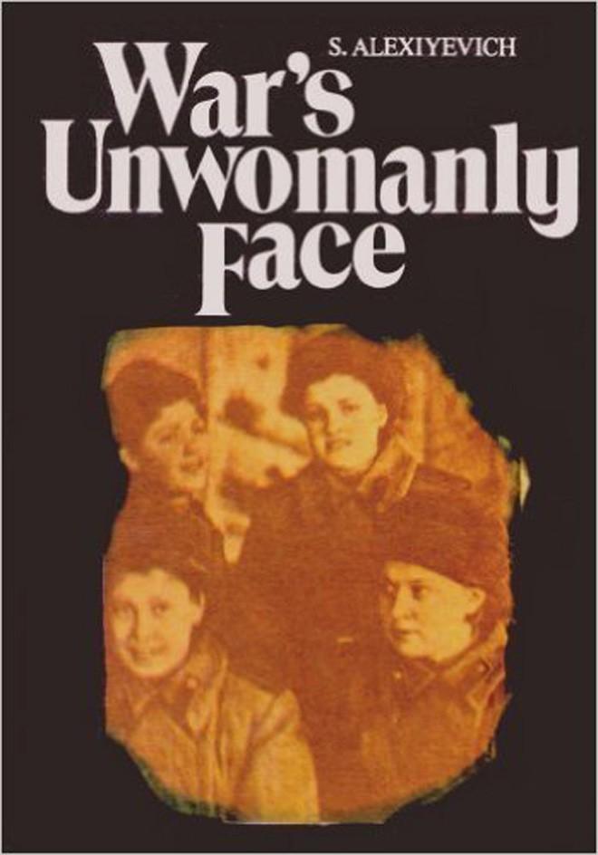 Chuyện về nữ nhà văn-nhà báo Belarus giành Nobel Văn học - ảnh 1