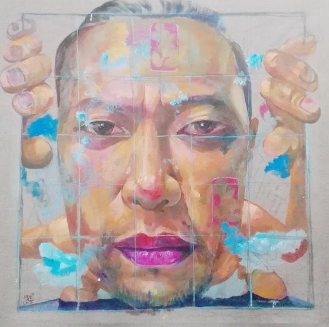 Pop art kiểu Nguyễn Văn Hổ - ảnh 1