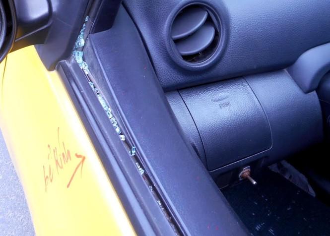 Táo tợn chặn taxi để cướp gần sân bay Cam Ranh - ảnh 2
