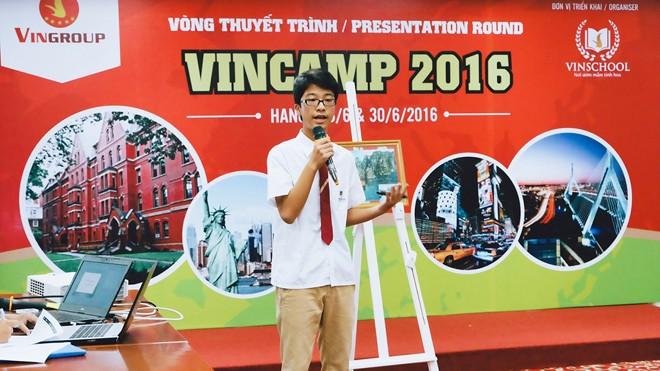 Học sinh Vinschool đưa văn hóa dân tộc ra thế giới - ảnh 2