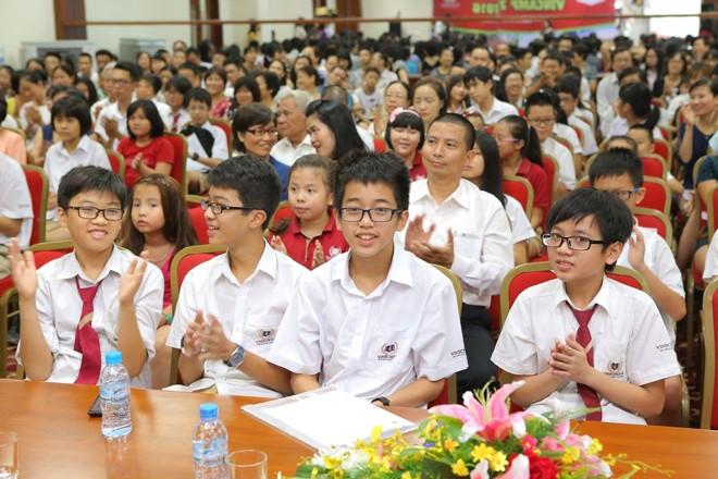 Học sinh Vinschool đưa văn hóa dân tộc ra thế giới - ảnh 3