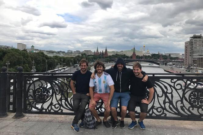 Du lịch Nga 'ăn nên làm ra' nhờ World Cup - ảnh 1