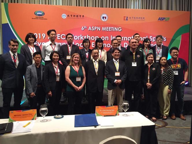 Tiền Phong Marathon 'ra mắt' Hội nghị APEC - ảnh 2
