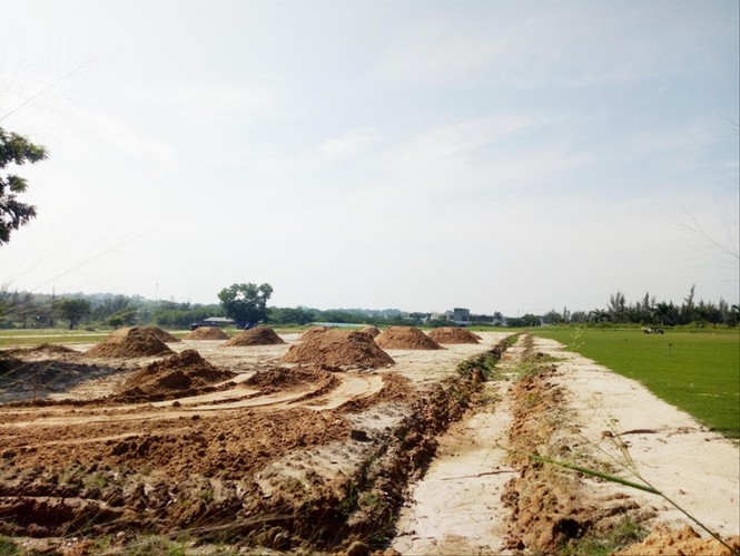 Chuyển nhượng 200ha đất công ở Bình Dương: Công an điều tra nhiều dự án liên quan - ảnh 1