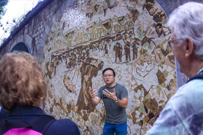 Tour không gian sống cho khách Tây thăm Hà Nội - ảnh 1