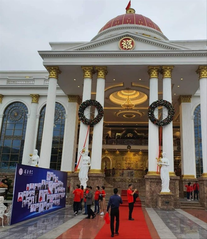 Du khách Trung Quốc lại đến Hải Phòng  tổ chức 'sự kiện chui' - ảnh 1