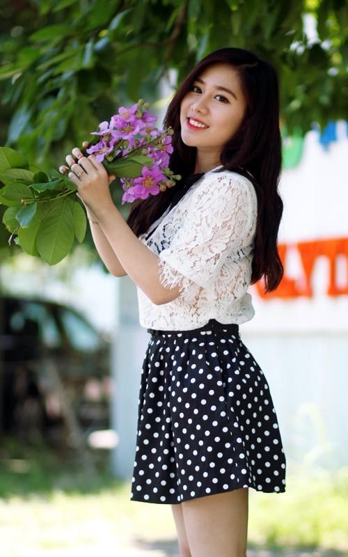 Cô nàng xinh đẹp, đa tài của FPT Polytechnic - ảnh 2