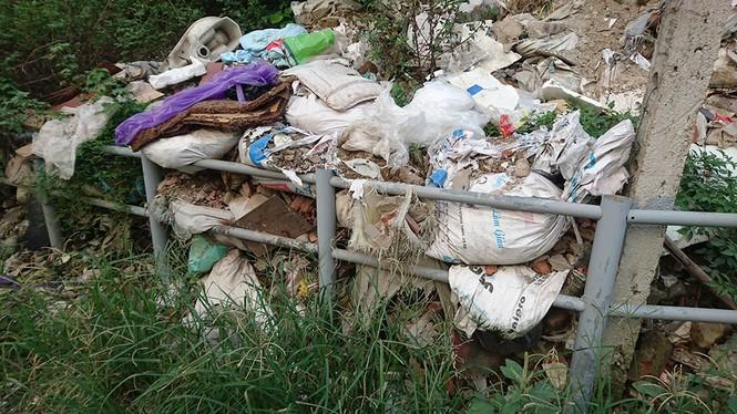 Hà Nội: Khốn khổ vì bãi rác thải nằm chình ình ngay trong nội đô - ảnh 5