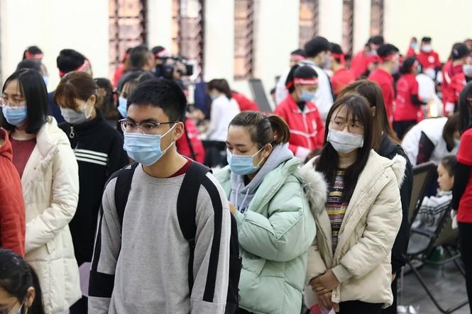 Sinh viên Đại học Y dược Thái Nguyên: Giọt máu cho đi là giọt máu còn mãi - ảnh 3