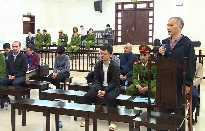 Cựu Bộ trưởng Nguyễn Bắc Son khai gì tại tòa? - ảnh 1