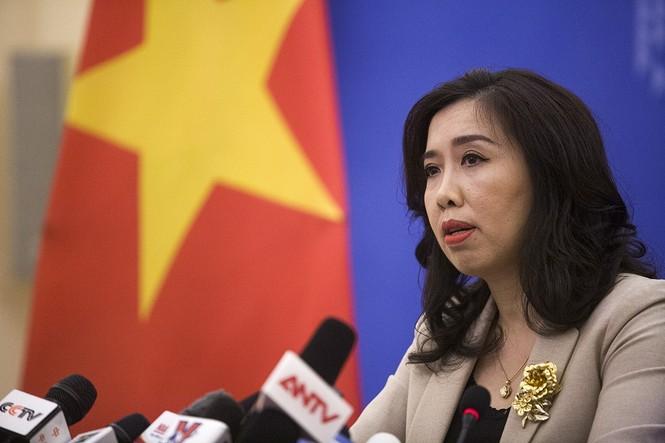 Việt Nam phủ nhận 'Trung Quốc hoạt động ở biển Đông hơn 2.000 năm' - ảnh 1