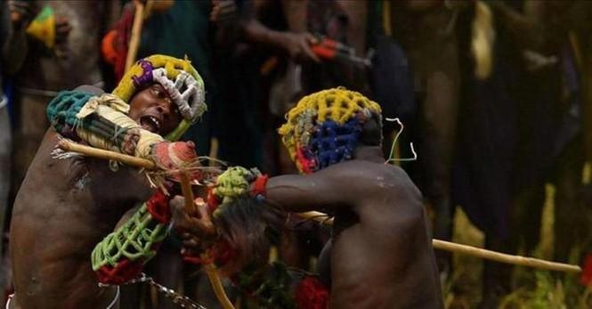 Tục đánh nhau để tranh vợ ở Ethiopia - ảnh 3