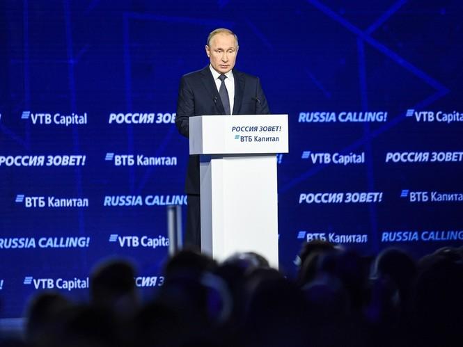Giải mã tuyên bố về vũ khí của Tổng thống Putin - ảnh 1