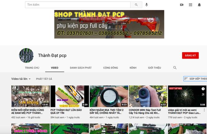 Hàng cấm tung hoành chợ mạng - ảnh 1