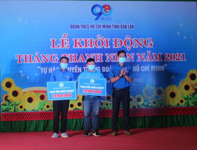 Đắk Lắk: Nhiều hoạt động ý nghĩa trong ngày khởi động Tháng Thanh niên - ảnh 1