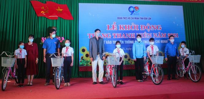 Đắk Lắk: Nhiều hoạt động ý nghĩa trong ngày khởi động Tháng Thanh niên - ảnh 2