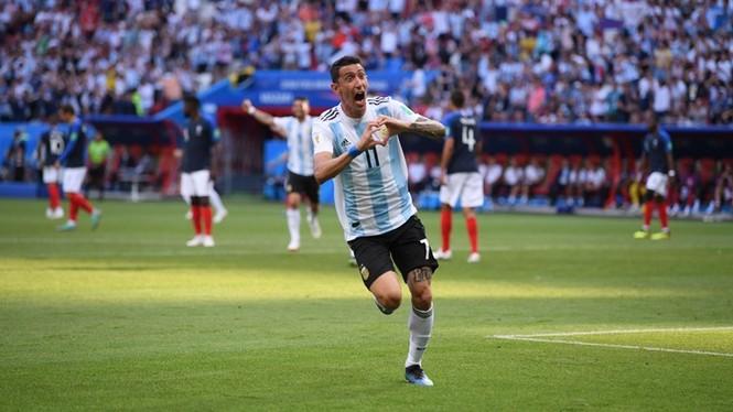 Mbappe lập cú đúp, Pháp vượt qua Argentina tiến vào tứ kết - ảnh 22