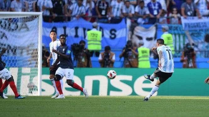 Mbappe lập cú đúp, Pháp vượt qua Argentina tiến vào tứ kết - ảnh 21