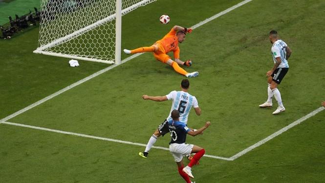Mbappe lập cú đúp, Pháp vượt qua Argentina tiến vào tứ kết - ảnh 27
