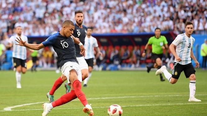 Mbappe lập cú đúp, Pháp vượt qua Argentina tiến vào tứ kết - ảnh 28