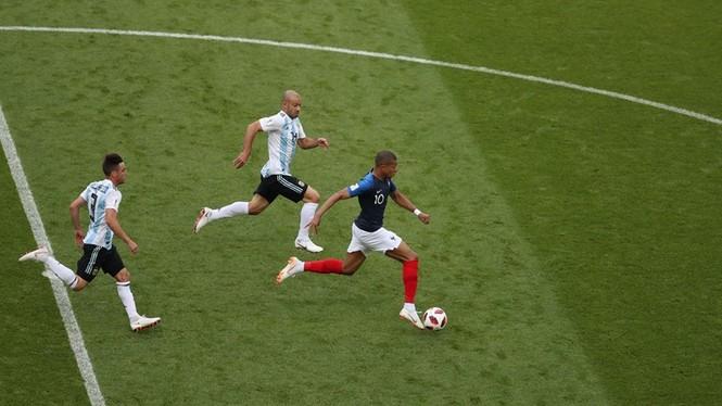 Mbappe lập cú đúp, Pháp vượt qua Argentina tiến vào tứ kết - ảnh 18