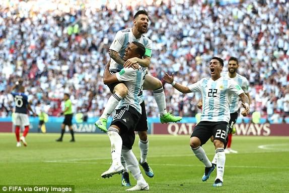 Mbappe lập cú đúp, Pháp vượt qua Argentina tiến vào tứ kết - ảnh 25