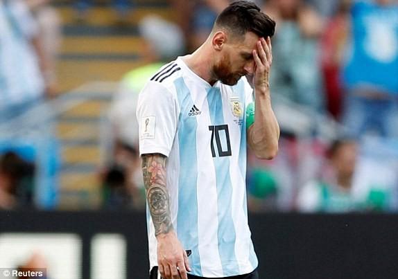 Mbappe lập cú đúp, Pháp vượt qua Argentina tiến vào tứ kết - ảnh 20