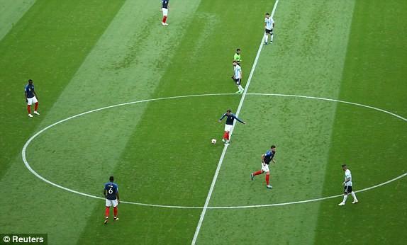 Mbappe lập cú đúp, Pháp vượt qua Argentina tiến vào tứ kết - ảnh 12