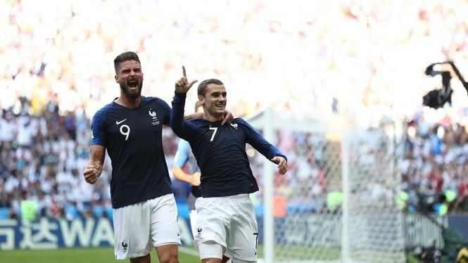 Mbappe lập cú đúp, Pháp vượt qua Argentina tiến vào tứ kết - ảnh 17