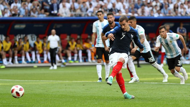 Mbappe lập cú đúp, Pháp vượt qua Argentina tiến vào tứ kết - ảnh 15