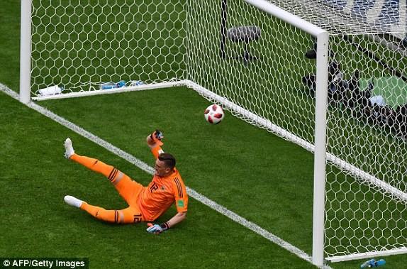 Mbappe lập cú đúp, Pháp vượt qua Argentina tiến vào tứ kết - ảnh 16