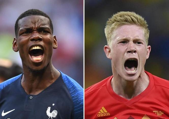 Lịch thi đấu bán kết World Cup 2018: Cân tài cân sức - ảnh 1