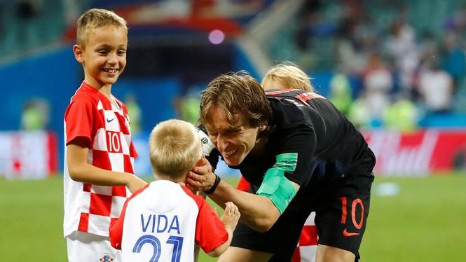 Bất ngờ với nguồn sức mạnh vô hình của tuyển Croatia - ảnh 3