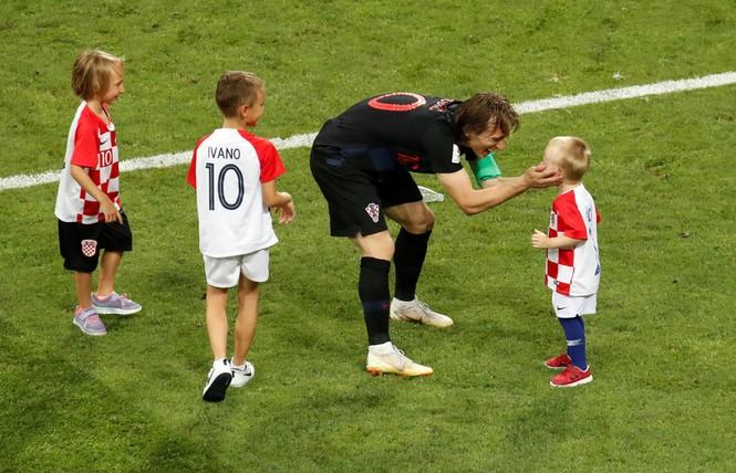 Bất ngờ với nguồn sức mạnh vô hình của tuyển Croatia - ảnh 2