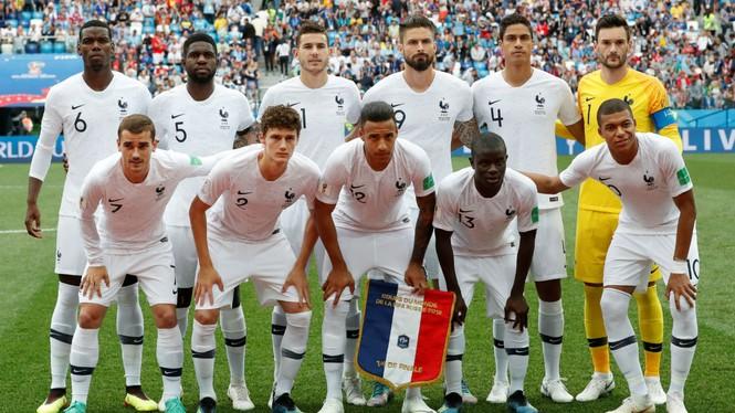 Chân dung 4 đội tuyển mạnh nhất World Cup 2018 - ảnh 1