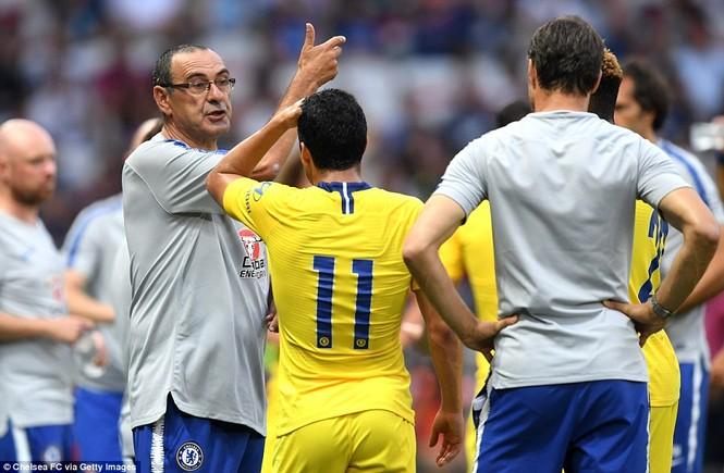 Ông chủ dự khán, Chelsea đánh bại Inter Milan - ảnh 1