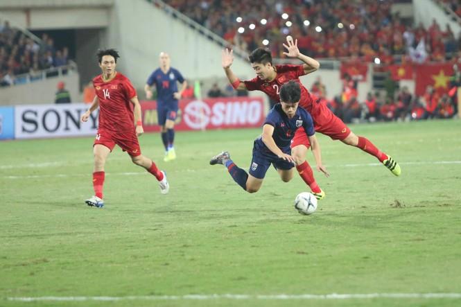 Bàn thắng không được công nhận, tuyển Việt Nam chia điểm với Thái Lan - ảnh 22
