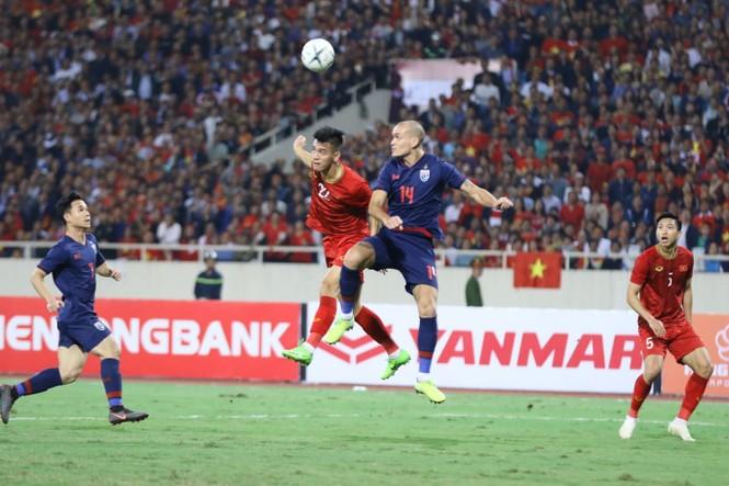 Bàn thắng không được công nhận, tuyển Việt Nam chia điểm với Thái Lan - ảnh 23