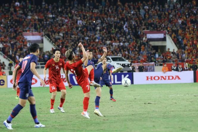 Bàn thắng không được công nhận, tuyển Việt Nam chia điểm với Thái Lan - ảnh 29