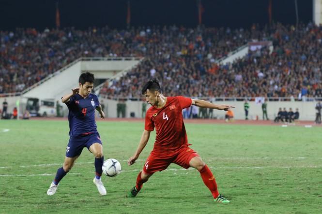 Bàn thắng không được công nhận, tuyển Việt Nam chia điểm với Thái Lan - ảnh 31