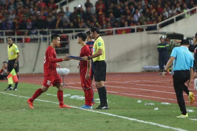 Bàn thắng không được công nhận, tuyển Việt Nam chia điểm với Thái Lan - ảnh 28