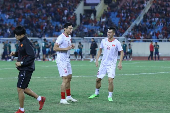 Bàn thắng không được công nhận, tuyển Việt Nam chia điểm với Thái Lan - ảnh 17