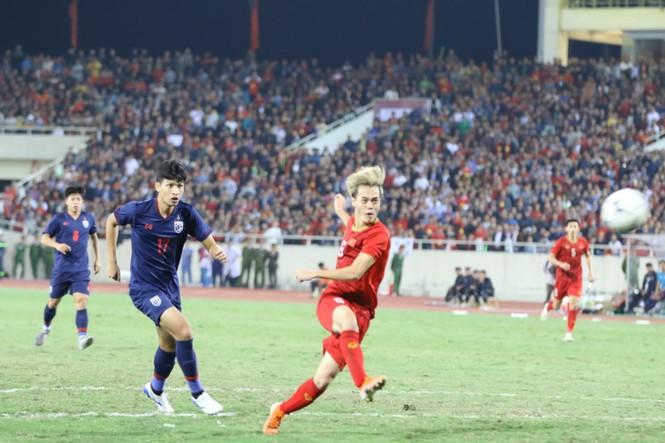 Bàn thắng không được công nhận, tuyển Việt Nam chia điểm với Thái Lan - ảnh 26