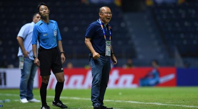 U23 Việt Nam hòa trận thứ 2 liên tiếp ở giải châu Á  - ảnh 12